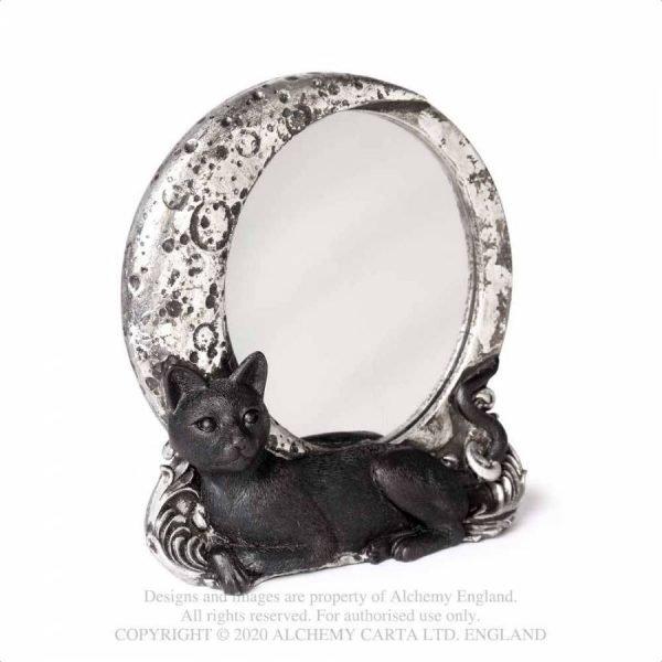 Night Cat Mirror - Alchemy Gothic