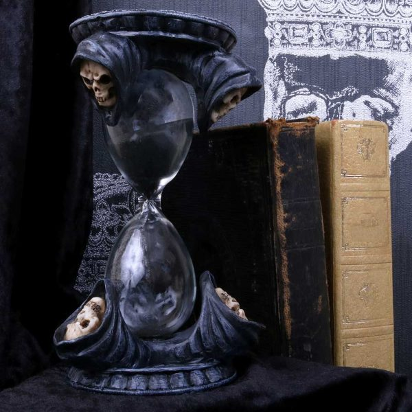 Time's Up Reaper Sand Timer