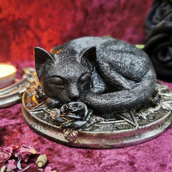 Alchemy Gothic Witches Familiar Ornament