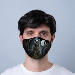 Face Masks & Sanitiser