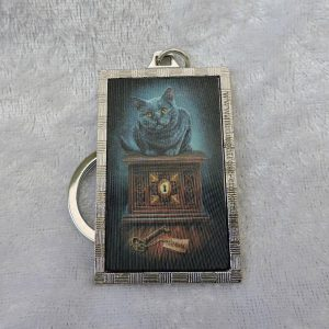 Keyrings, Pins and Other Accessories