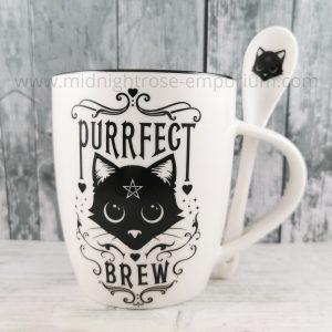 Mugs, Glasses, Tea Sets & Spoons