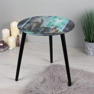 Tables, Mirrors, Shelves & Lighting