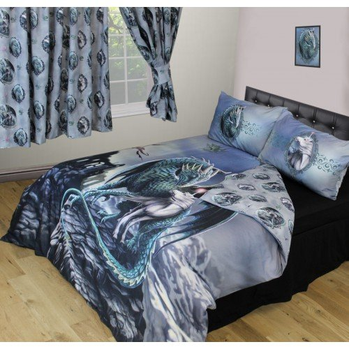 protector of magic bedding set