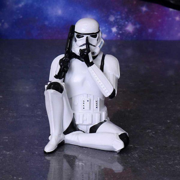 speak no evil stormtrooper
