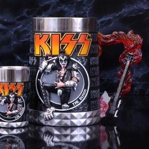 KISS the demon flame tankard