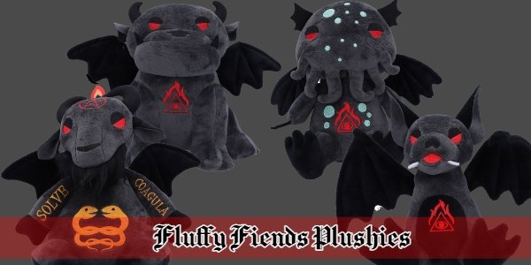 fluffy fiends plush 2