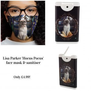 Hocus Pocus Face Mask & Sanitiser