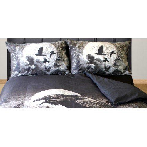 Poe's Raven Pillowcases