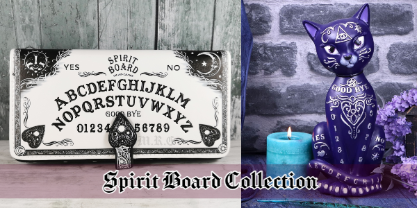 spirit board collection